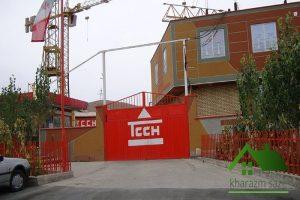 بالابر کارگاهی TCCH