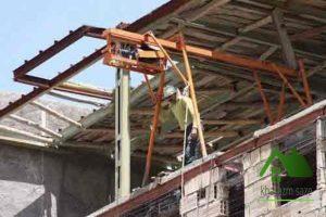 فروش بالابر ساختمانی دست دوم