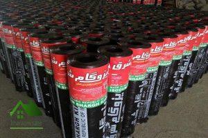 قیمت عمده ایزوگام شرق دلیجان
