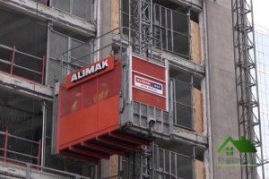 آسانسور کارگاهی آلیماک